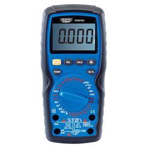 Multimeters, Draper Expert 41823 Digital Multimeter (Manual-Ranging), Draper