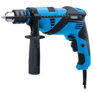 Carpenters Power Tools, Draper 20498 600W 230V Hammer Drill, Draper