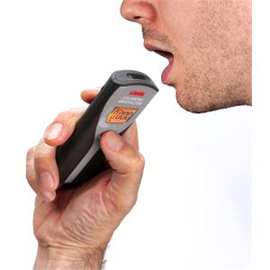 Breathalyser, ultra Digital Alcohol Breathalyser , Lampa