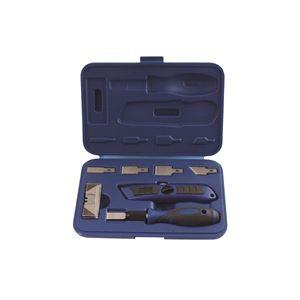 DIY Tools, LASER 5013 Mechanics Scraper & Knife Set - 27 Piece, LASER