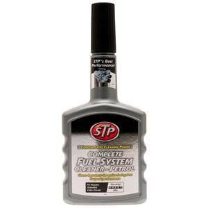 Fuel Additives, STP® Complete Petrol Fuel System Cleaner - 400ml, STP