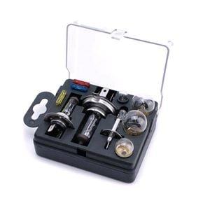 Travel and Touring, Compact Universal Bulb Kit, AA