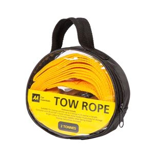Travel and Touring, Tow Rope - 3.5m - 2000kg, AA