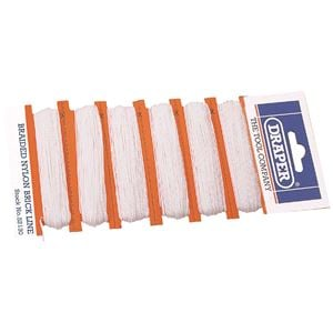 bricklaying tools, Draper 52130 6 x 18M Nylon Brick Line Hanks, Draper
