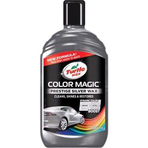 Valeting, Turtle Wax Color Magic Plus Dark Grey 500ml, Turtle Wax