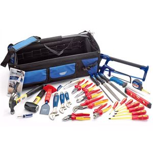 Electricians Tool Kits, Draper 53013 Electricians Tool Kit 4, Draper