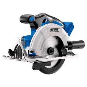 Circular and Plunge Saws, Draper 55519 D20 20V Brushless Circular Saw - Bare (Battery Available Separately), Draper