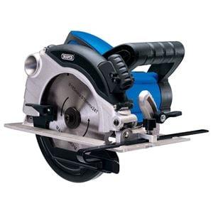 Circular and Plunge Saws, Draper 56791 185mm Circular Saw 1300W   , Draper
