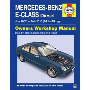 haynes mercedes manual