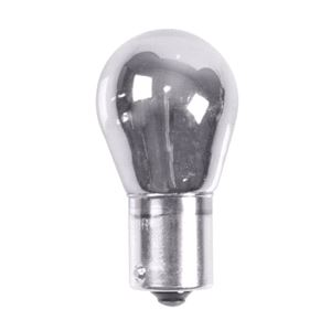 Bulbs - by Bulb Type, 12V Single filament lamp - PY21W - 21W - BAU15s - 2 pcs  - D/Blister - Chrome/Amber, Pilot