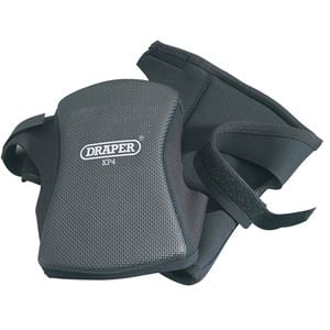 Tile Laying Tools, Draper 58096 Pair of Rubber Knee Pads, Draper