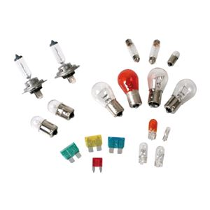 Bulbs - by Bulb Type, Lampa H7 Spare Bulb Kit (19 pieces), Lampa