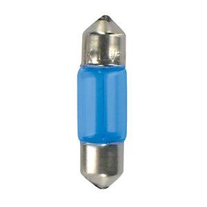Bulbs - by Bulb Type, 12V Blu-Xe festoon lamp - 8x28 mm - 15W - SV7-8 - 2 pcs  - D/Blister, Pilot