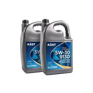 Engine Oils and Lubricants, KAST 5w30 913D FORD Fully Synthetic Engine Oil. 10 Litre, KAST