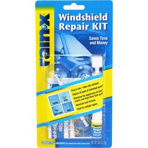 Glass Care, Rain X Windshield Repair Kit, RAIN X