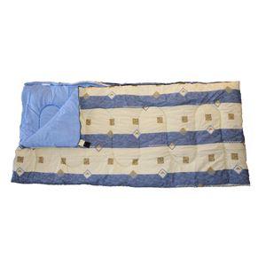 Sleeping Bags and Bedding, Royal Umbria Single Sleeping Bag, Blue (50oz), ROYAL
