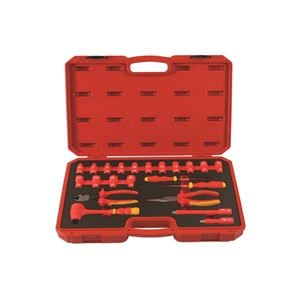 Tools, INSuLATED TOOL KIT 3-8D 22PC, LASER
