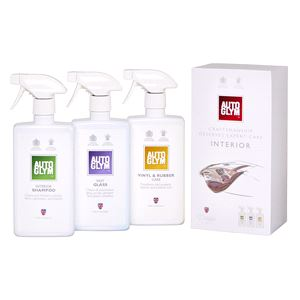 Car Care Kits, Autoglym Perfect Interiors Collection, Autoglym