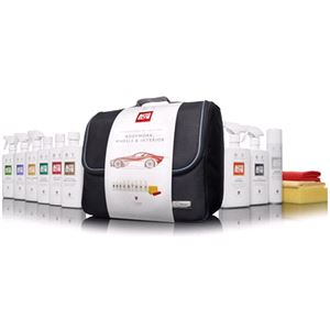 Car Care Kits, Autoglym Perfect Bodywork, Wheels and Interiors Collection, Autoglym