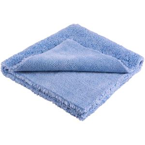 Cloths, Sponges and Wadding, Edgeless Microfibre Satin Polishing Cloth , 4CR