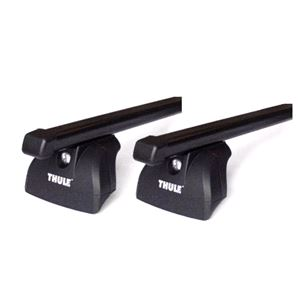 Thule Classic Square Roof Bars For Ford Ka