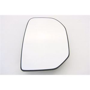 Driver Side Wing Door Mirror Glass Peugeot Partner 2008-2012 Heated New