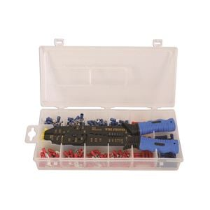 Multimeters and Electronic Tools, LASER 6532 Crimping Tool Set - 271 Piece, LASER