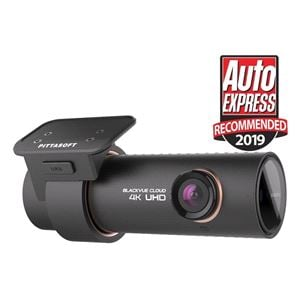 Dash Cam, BlackVue DR900S-1CH Dash Cam (16GB) 4k UHD, Blackvue