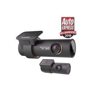 Dash Cam, BlackVue DR900S-2CH Dash Cam (16GB) 4k UHD, Blackvue