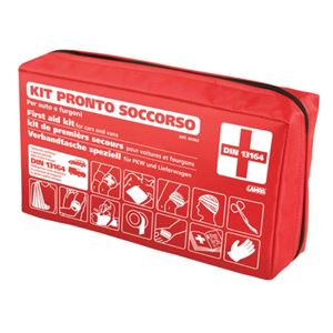 Emergency and Breakdown, First-Aid kit - Nylon pouch,