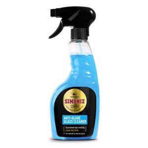 Glass Care, Simoniz Anti Glare Glass Cleaner 500ml, Simoniz