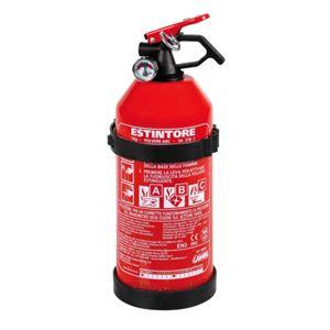 Emergency and Breakdown, Fire extinguisher kg 1, Lampa