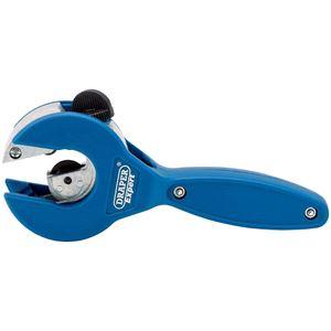 Metal Pipe Cutting, Draper Expert 69731 Ratchet Pipe Cutter 6-23mm, Draper