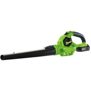 Waste Collection, Composting and Tidying, Draper 70526 D20 20V Leaf Blower, Draper