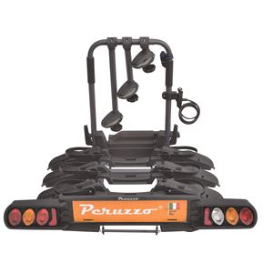 Bike Racks, Peruzzo Pure Instinct Towbar Mounted Bike Rack - 3 Bike Carrier, Peruzzo