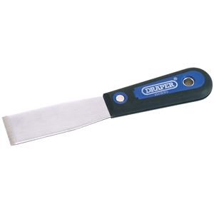 Paint Stripping and Prepping, Draper 71288 32mm Soft Grip Chisel Knife, Draper