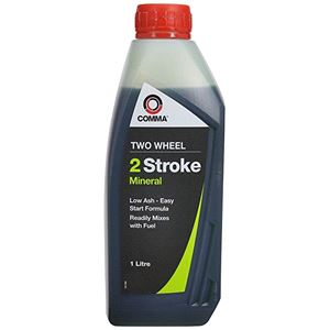 Engine Oils and Lubricants, Comma TWO STROKE OIL. 1 Litre,