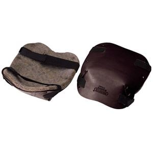 Tile Laying Tools, Draper Expert 72932 Leather Knee Pads, Draper
