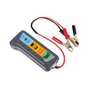 Battery Testers, LED Battery and Alternator Tester, 12V, Lampa