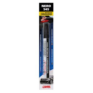 Touch Up Paint, Scratch Fix Touch Up Paint Pen for Car Bodywork - BLACK 6, Lampa