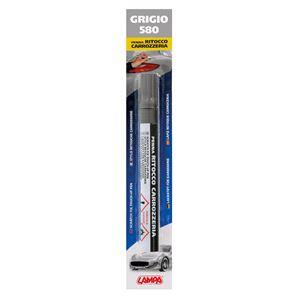 Touch Up Paint, Scratch Fix Touch Up Paint Pen for Car Bodywork - GREY 13, Lampa