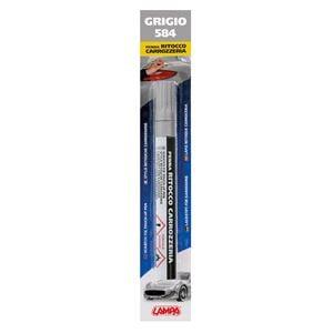 Touch Up Paint, Scratch Fix Touch Up Paint Pen for Car Bodywork - GREY 17, Lampa