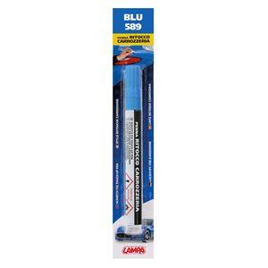 Touch Up Paint, Scratch Fix Touch Up Paint Pen for Car Bodywork - BLUE 1, Lampa
