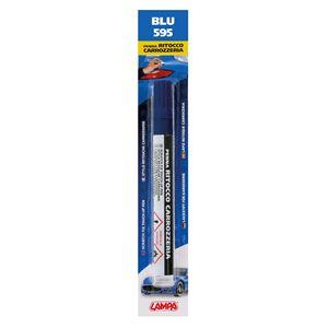 Touch Up Paint, Scratch Fix Touch Up Paint Pen for Car Bodywork - BLUE 7, Lampa