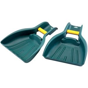 Waste Collection, Composting and Tidying, Draper 76762 Leaf Collectors (Pair), Draper