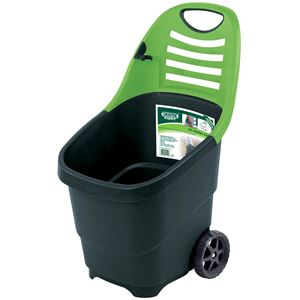 Waste Collection, Composting and Tidying, Draper Expert 78643 Garden Caddy, Draper