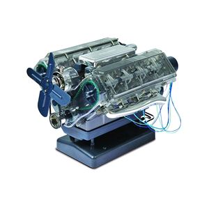 Gifts, Build Your Own V8 Combustion Engine Kit, Haynes