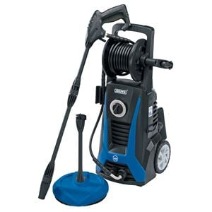 Pressure Washers, Draper 83414 Pressure Washer and Patio Cleaner with Total Stop Feature (2200W), Draper