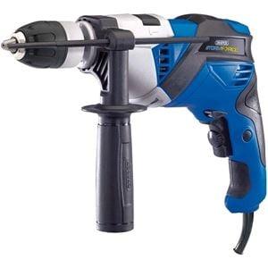 Drills and Cordless Drivers, Draper 83585 Storm Force Hammer Drill (810W), Draper