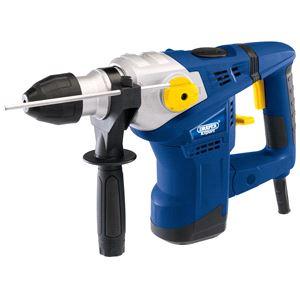 Drills and Cordless Drivers, Draper Expert 83590 SDS+ Rotary Hammer Drill Kit (1500W), Draper